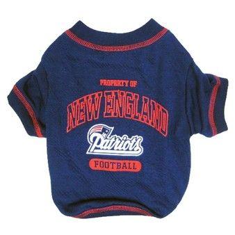 73f3806245c Patriots Pet t-shirt - too cute!