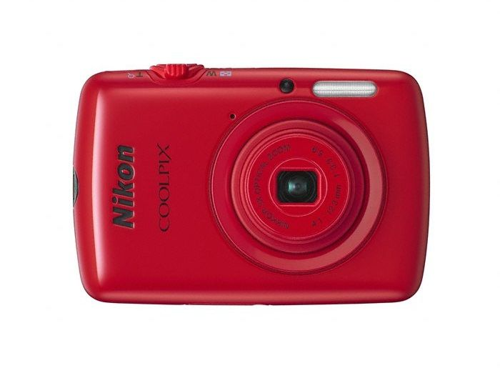 Nikon COOLPIX S01 Red Nikon Store (With images