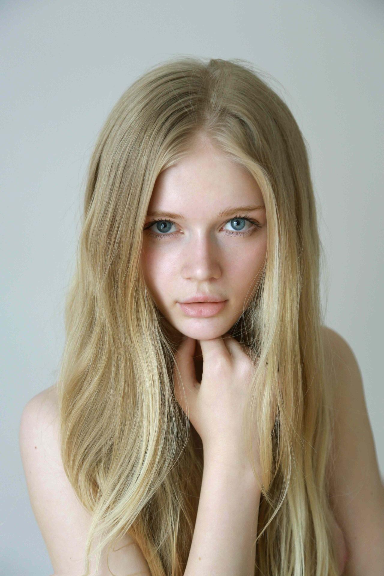 brunettes women eyes models faces mike dowson portraits