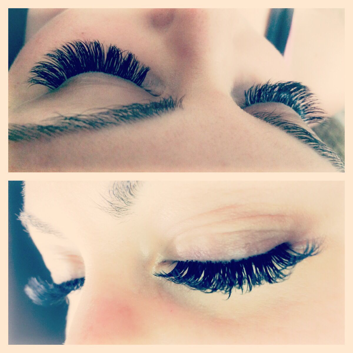 Billige lash extensions