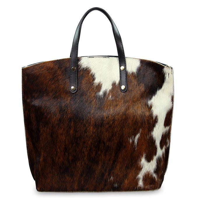 IOIOMIO #Handtasche #Fell #Kuhfell #Leder #mynewbag