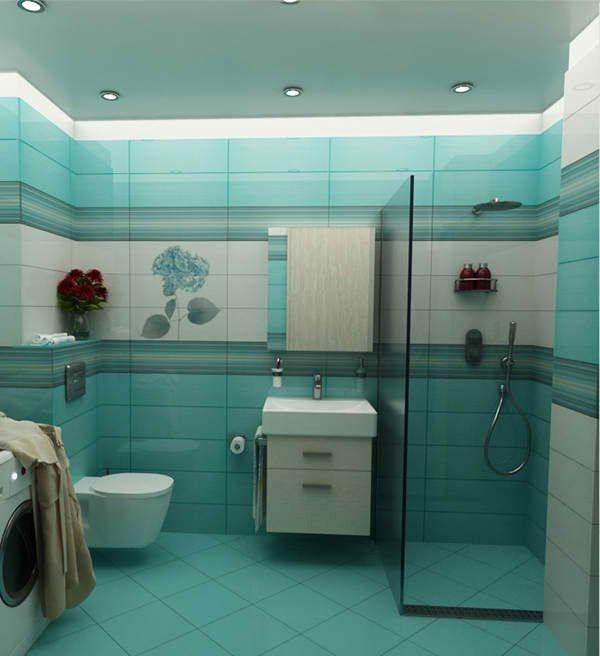 Bathroom Ideas Turquoise turquoise bathroom - recherche google | beautiful bathrooms