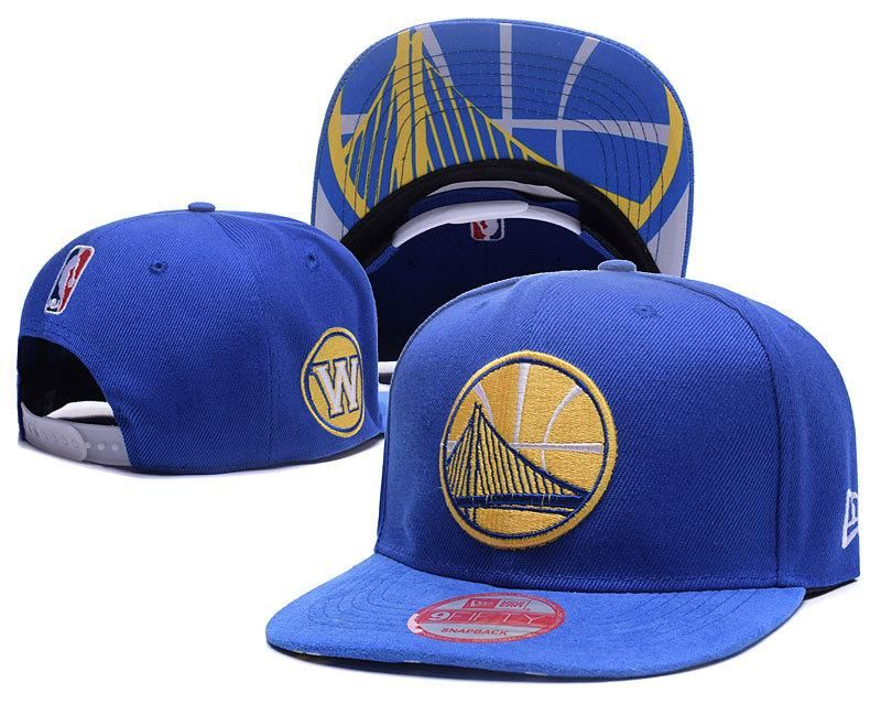 buy online 280cd 2a4b9 Men s Golden State Warriors 2017 NBA Draft Official On Court Collection 9FIFTY  Snapback Hat - Blue