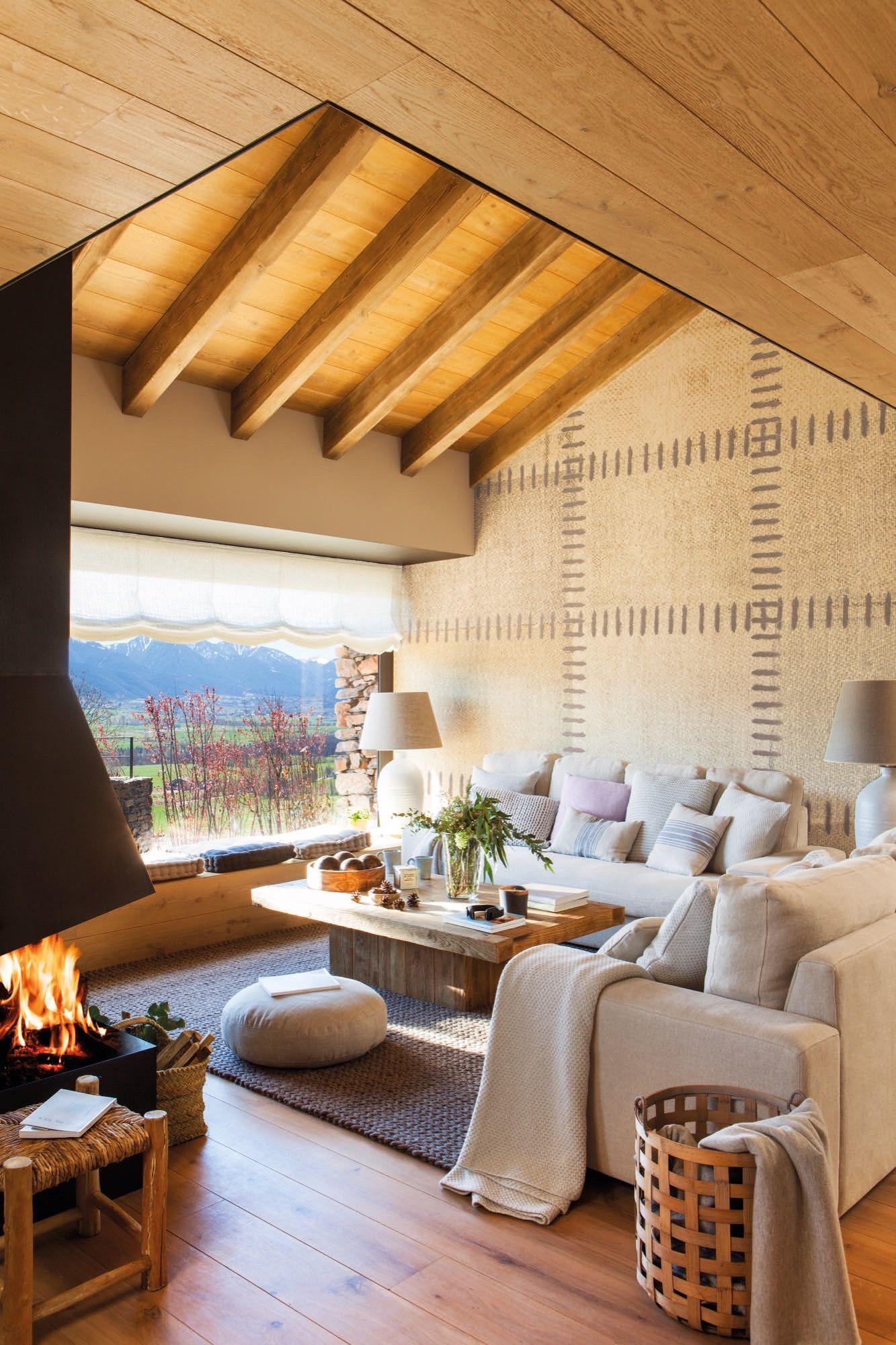 Si las paredes hablaran en 2019 chimeneas casas - Apartamentos de montana ...