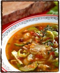 Pasta e Fagioli Soup recipe - Italian Food and Cooking Recipes