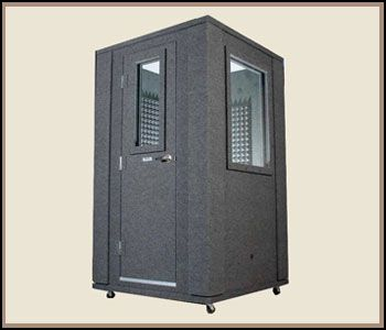Home Recording Studio Booth Wouldnt We All Love To Have One Of These