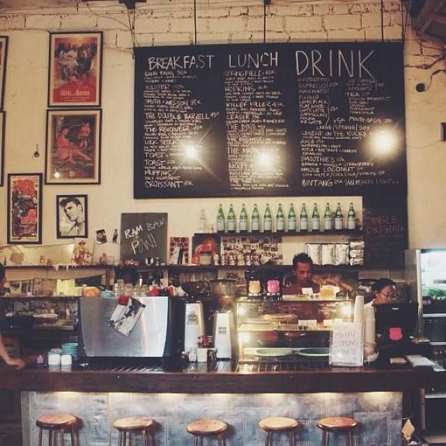 Coffee Shop in Badung, Bali