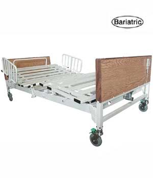 Century Heavy Duty Extra Wide Bariatric Home Care Bed 48 Wide