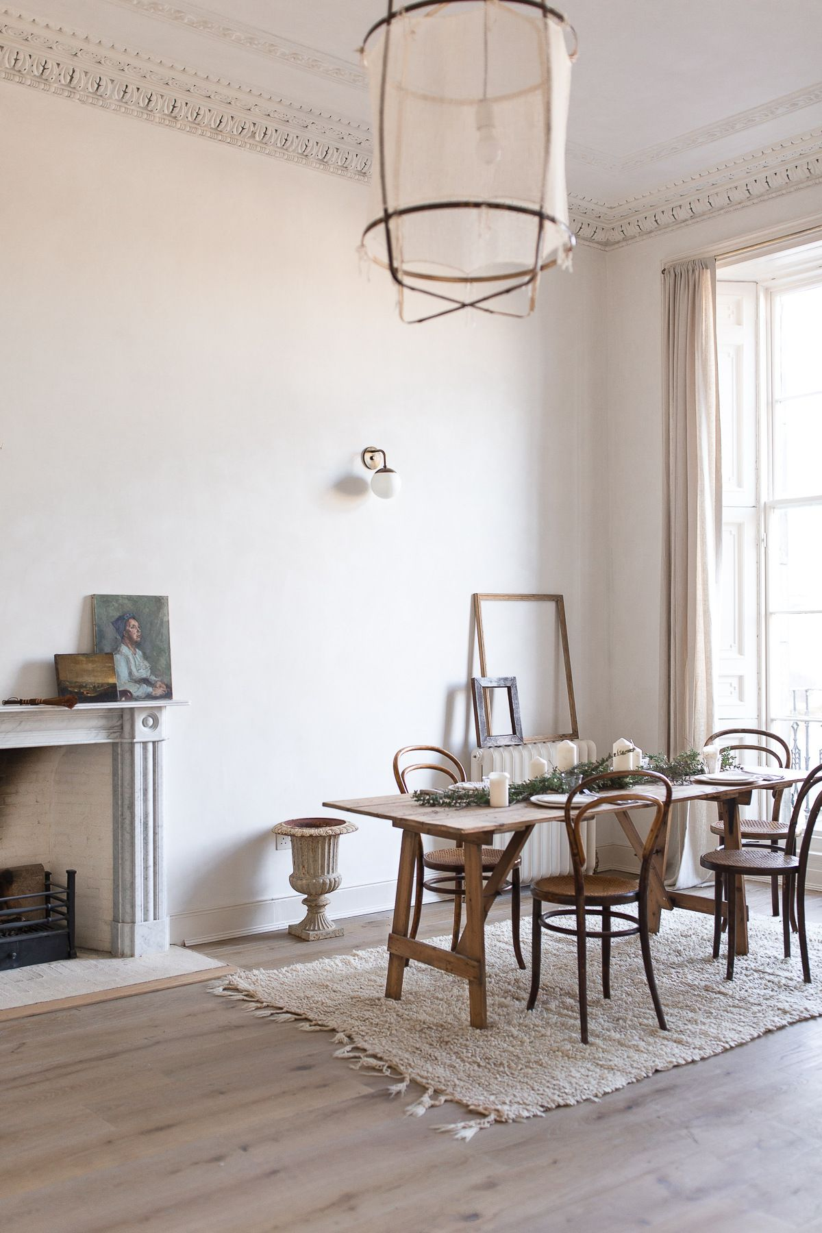 At Home and Work with the Nina Plummer of Online Interiors