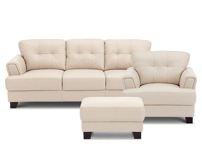 Telera Sofa Group 1 582 Rowe Furniture Leather Sofa