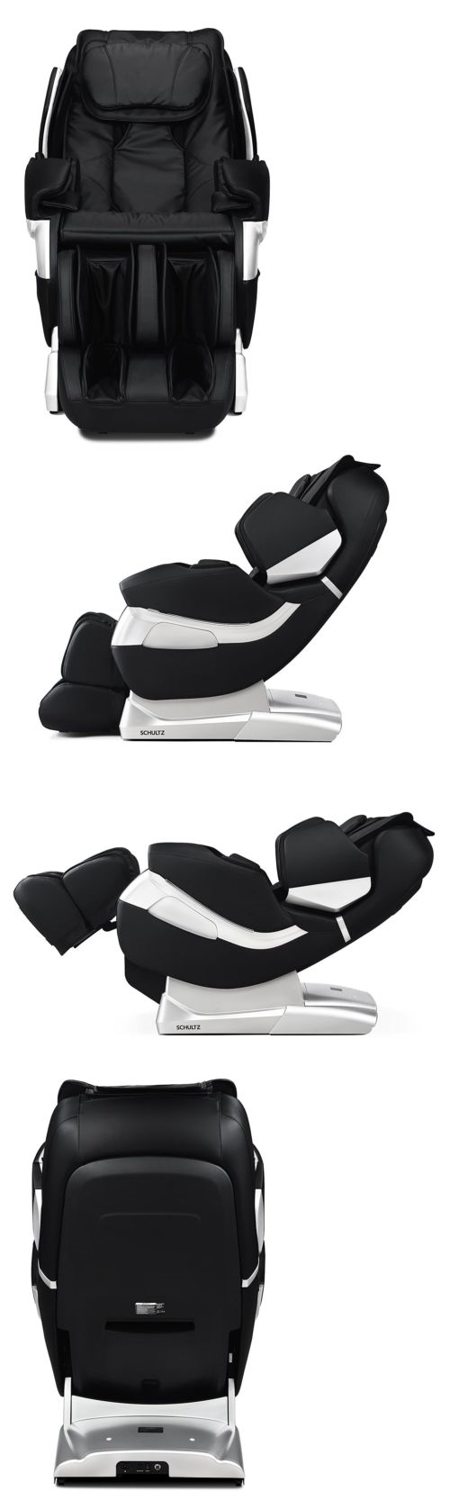Electric Massage Chairs: Schultz Zycrapulse™ Massage Lounge Chair Retails  For $14,450  U003e BUY