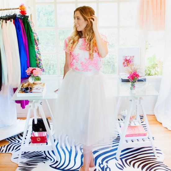 Colorful, tulle, and patterned party skirts from Bel and Beau!