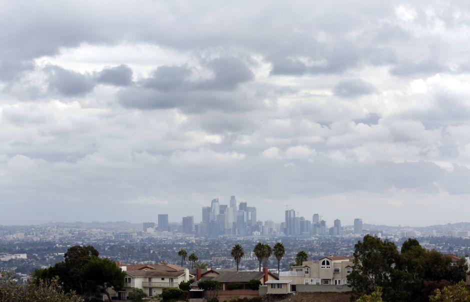New Storm Arrives In Southern California On Sunday Southern California California Storm