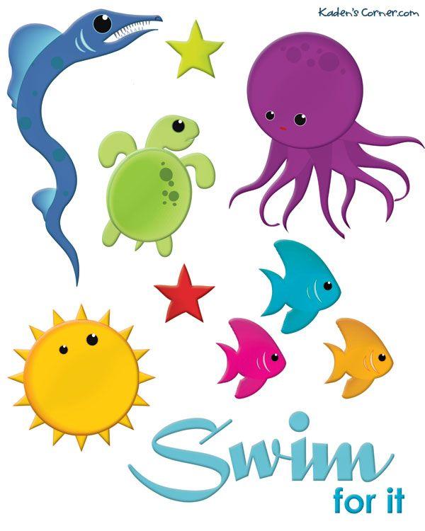 under the sea animals - Google Search | Under the Sea | Pinterest ...