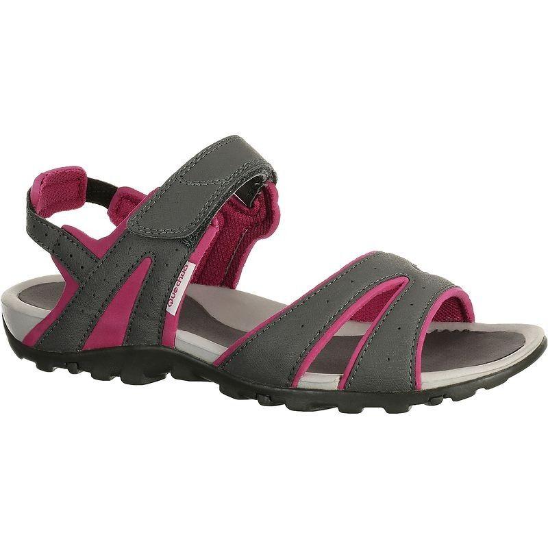 Turystyka Kobiety Sandaly Turystyczne Arpenaz 50 Damskie Hiking Women Hiking Sandals Sandals
