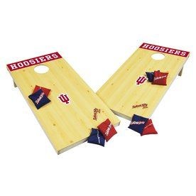 Wild Sports Indiana Hoosiers Outdoor Corn Hole Party Game Ttxlc-Ind