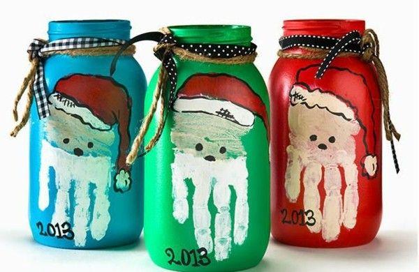 1001 ideen f r weihnachtsbasteln mit kindern basteln - Weihnachtsdekoration basteln mit kindern ...