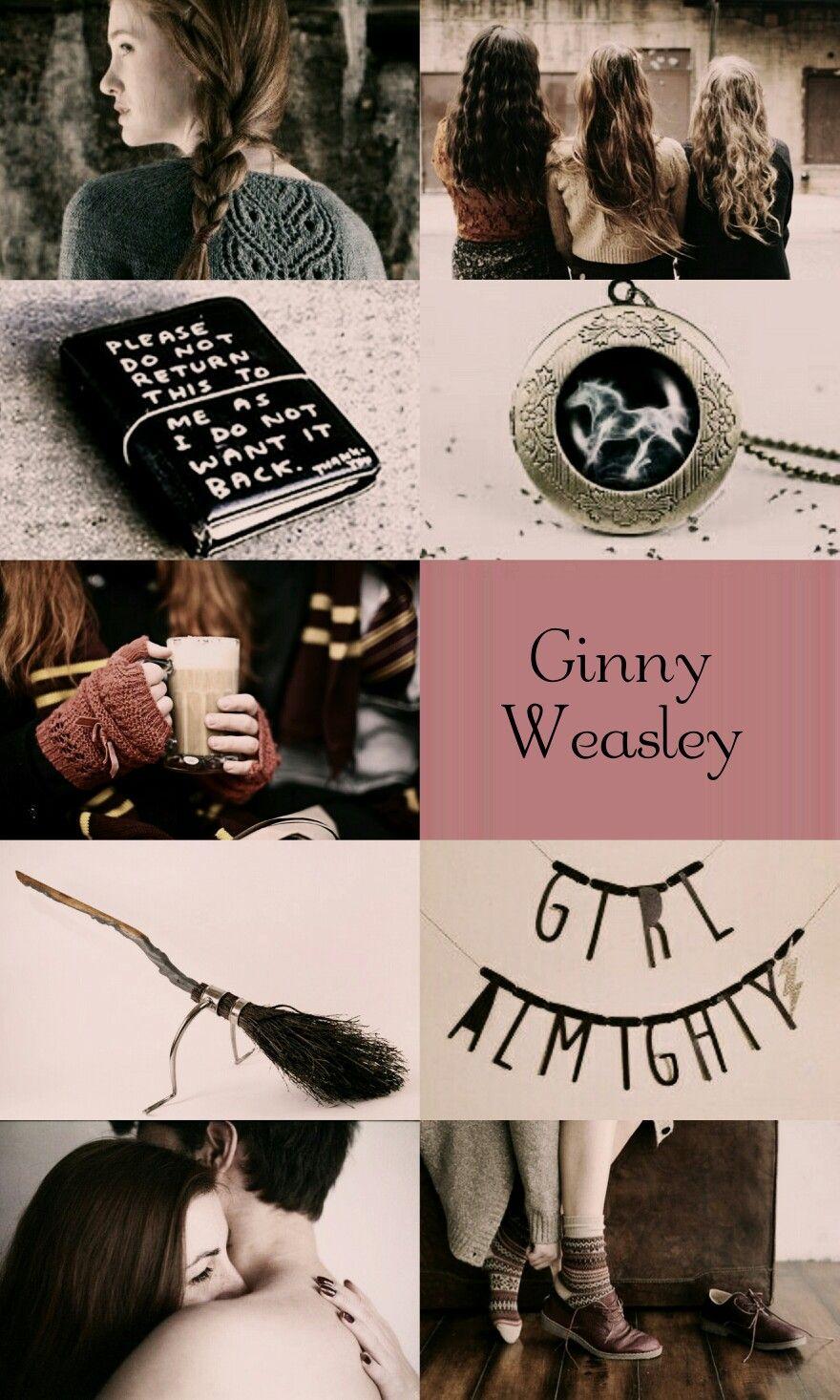 Ginny Weasley Aesthetic Ginny Weasley Harry Potter Aesthetic Weasley Aesthetic