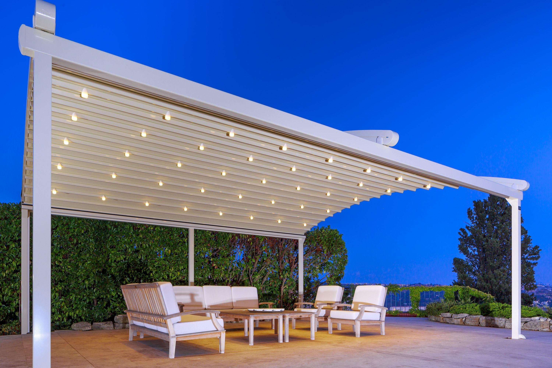 Pergola Retractable Casablanca Pergola Bioclimatique Pieces A Vivre Dans Le Jardin Restaurer Terrasse