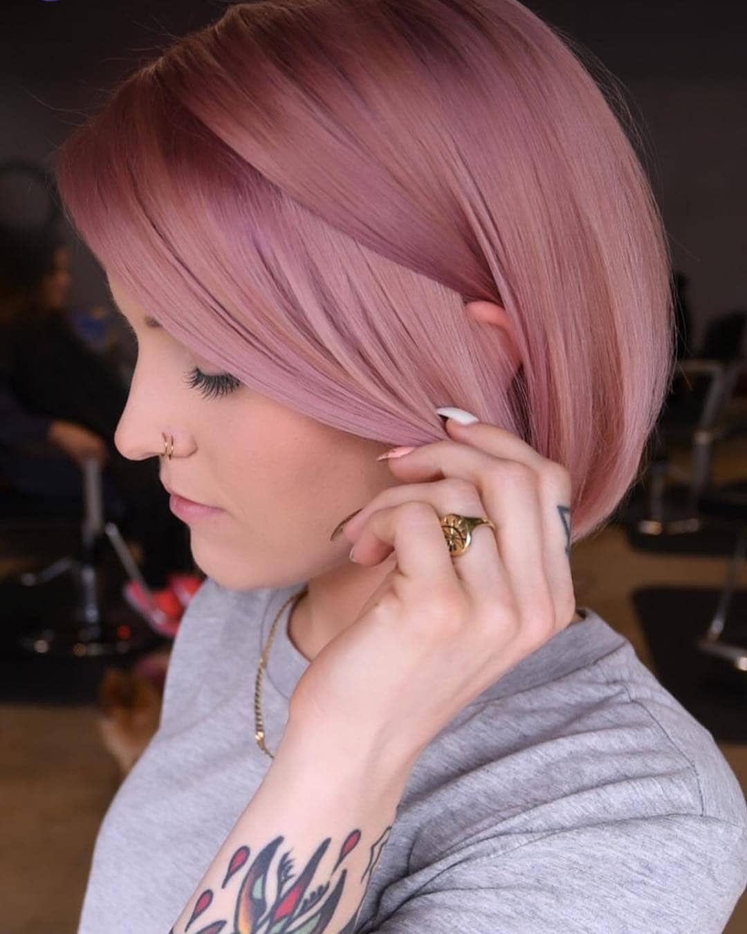 Credits sammyjay18 More hairstyles Link in Bio • shorthair ...