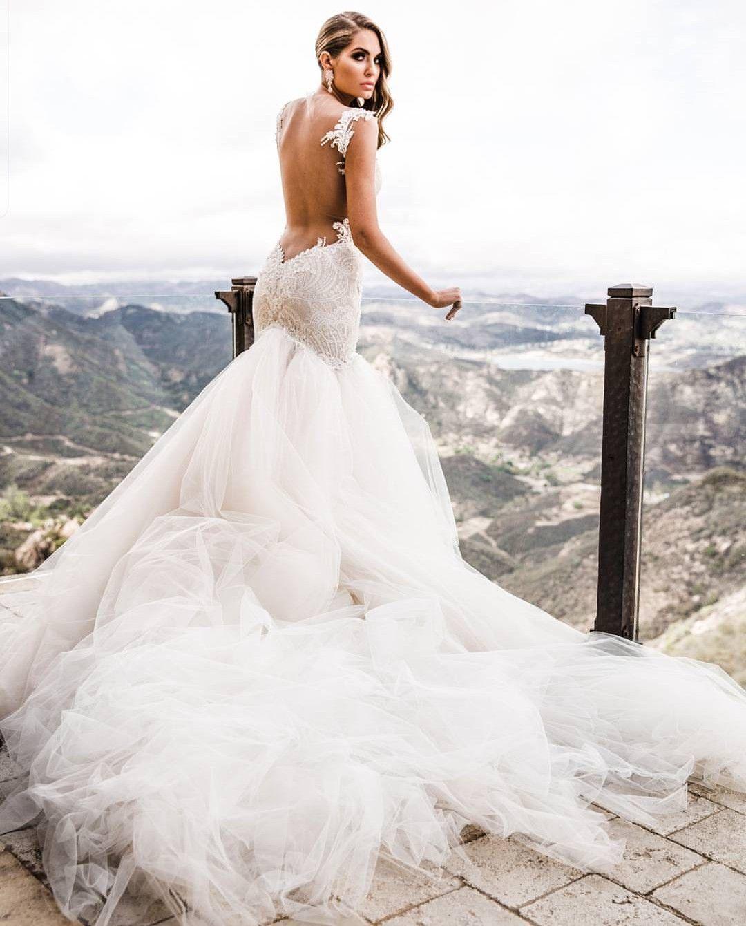 Galia Lahav Loretta Size 8 In 2020 Ball Gowns Wedding Backless Wedding Wedding Dresses