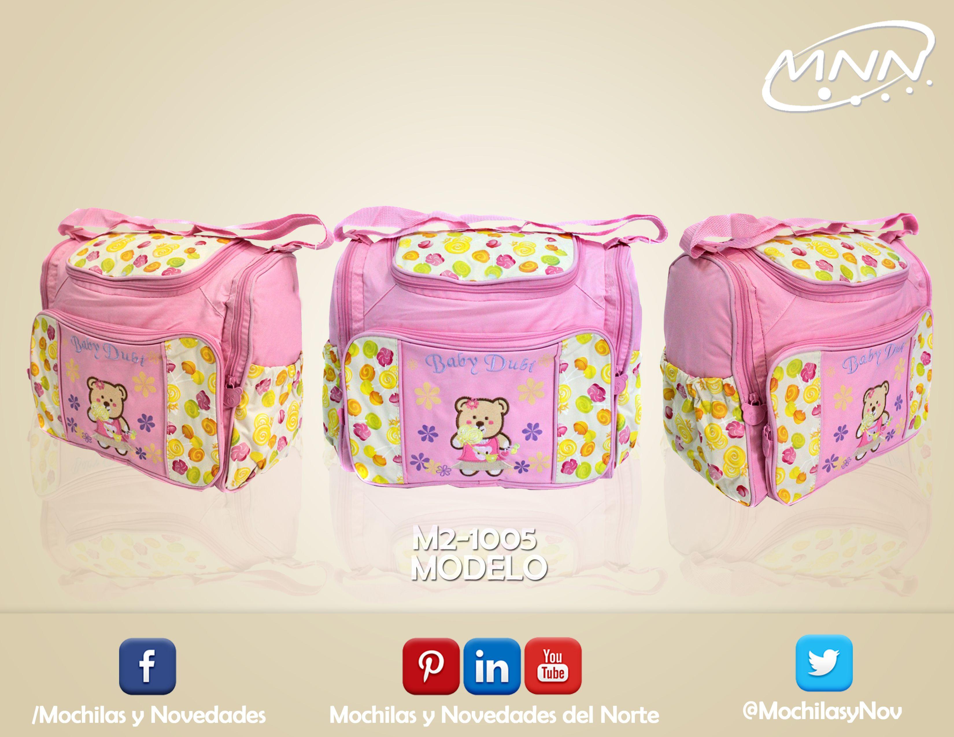 Super Bonita Pañalera de Baby Dubi http://www.mnn.com.mx/product.php?id_product=419