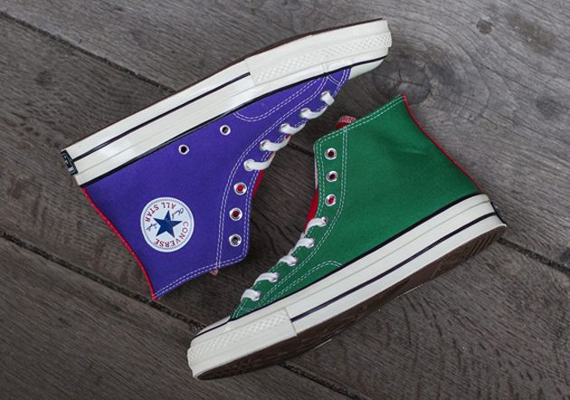 Converse Chuck Taylor All Star 3 Panel Pack Chucks Converse Chuck Taylors Converse