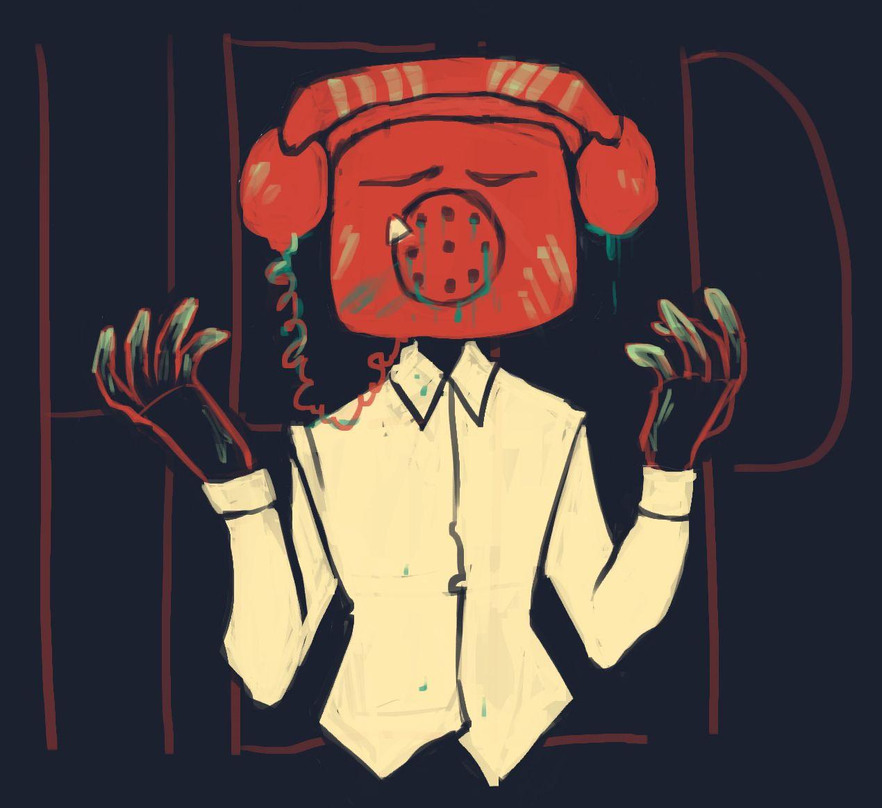 Phone guy