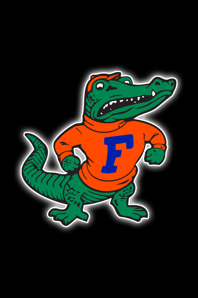 Free Florida Gators Iphone Wallpapers Install In Seconds 21 To Choose From For Every Model Of Iphone A Florida Gators Wallpaper Florida Gators Football Gator