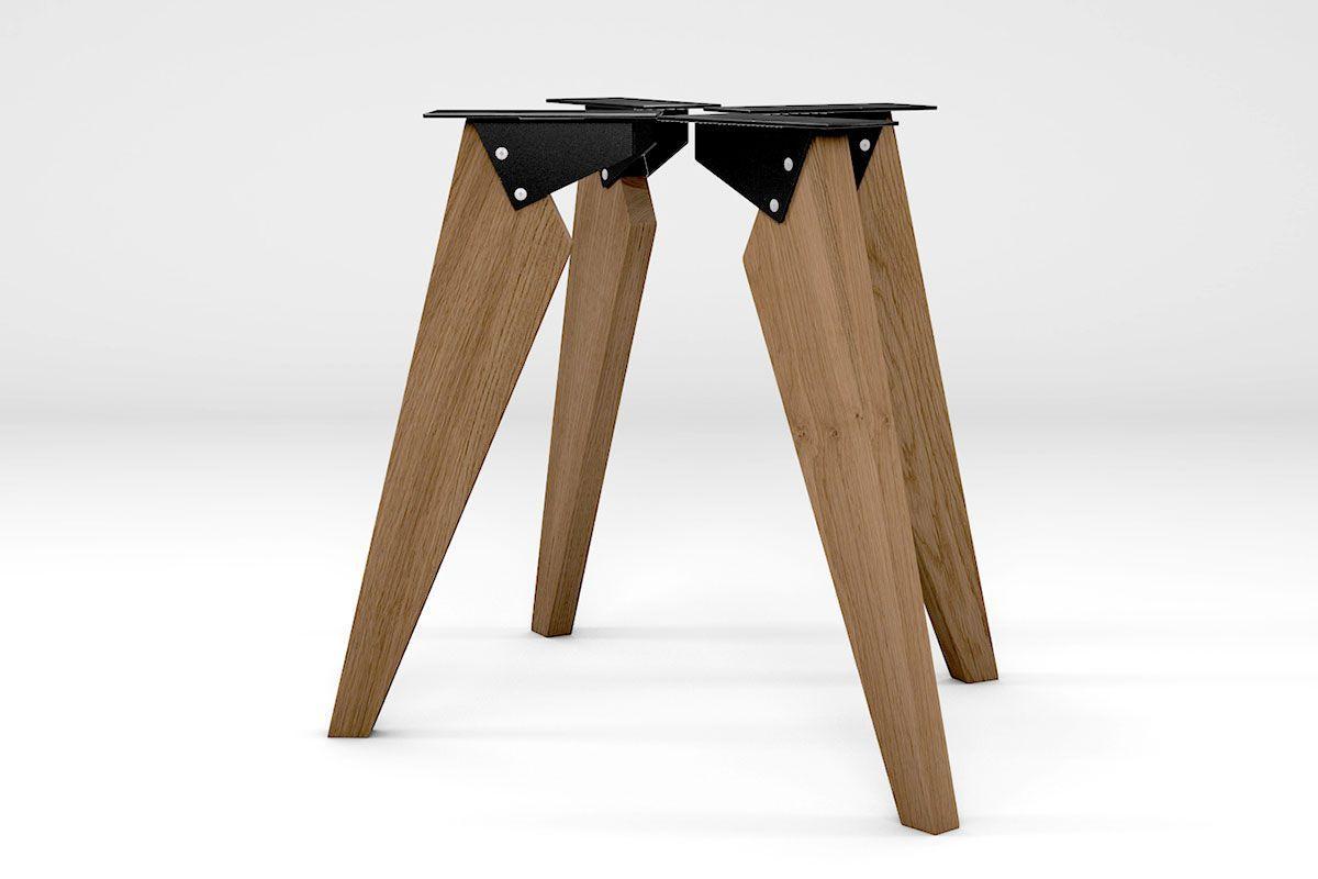 Https Holzpiloten De Tischgestelle Tischbeine Tischbeine Modern Eiche Massiv Nach Mass Wk371 Html In 2020 Tischbeine Tischbeine Holz Eiche Massiv