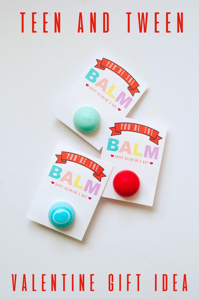 You Re The Balm Free Valentine S Printable In 2020 Diy Valentine S For Friends Diy Valentines Gifts Friend Valentine Gifts