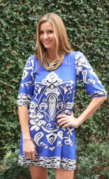 Cohen's Cove  $56.00 This dress is perfect for any occasion whether it be date night, wedding event, or church! Pair with a fun statement necklace and you're set!