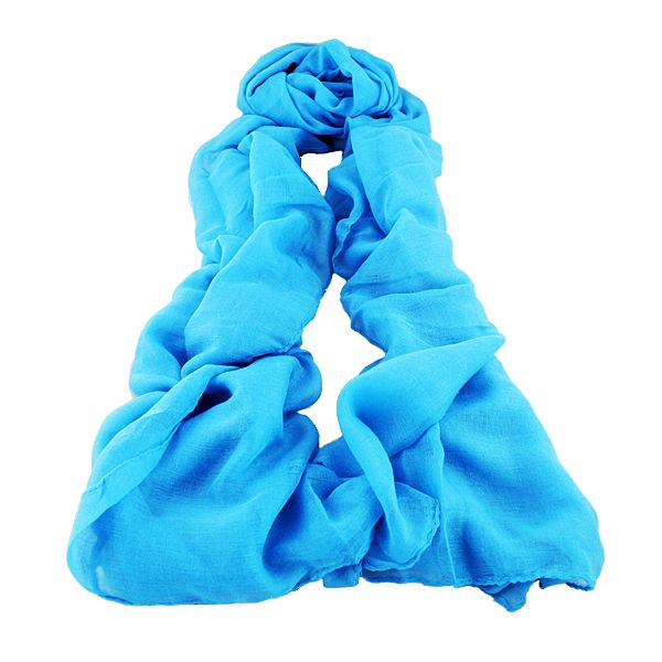 Candy Color Cute Style Voile Scarf And Shawl For Women Sale: $29.27
