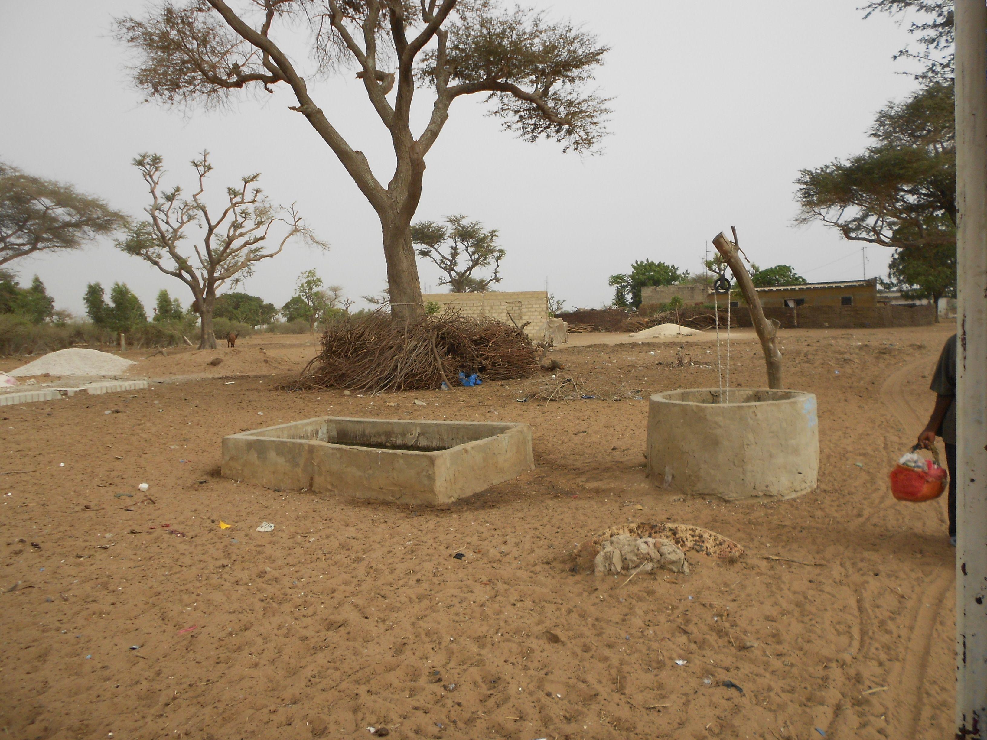 Village à Saly portudal Sénégal