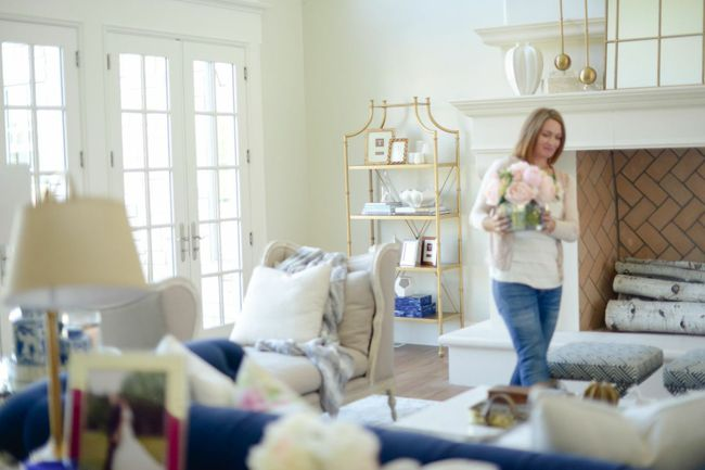 Rachel Parcell Home Install