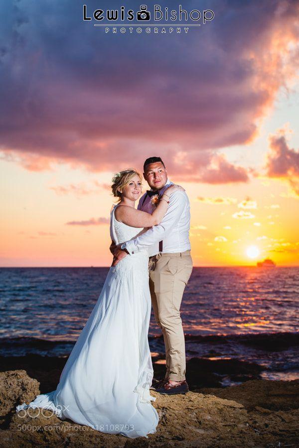Mr & Mrs Murrins Cyprus Wedding by lewisbishop