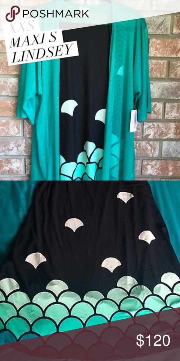 5aea94452b Lularoe Mermaid Maxi XXS & Teal Lindsay Kimono S Unicorn Lularoe Mermaid  Maxi XXS & Teal Lindsay Kimono S - brand new with tags LuLaRoe Skirts Maxi
