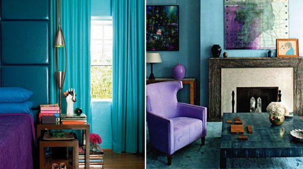 10-amazing-color-schemes-17 | Colour | Blue bedroom colors ...