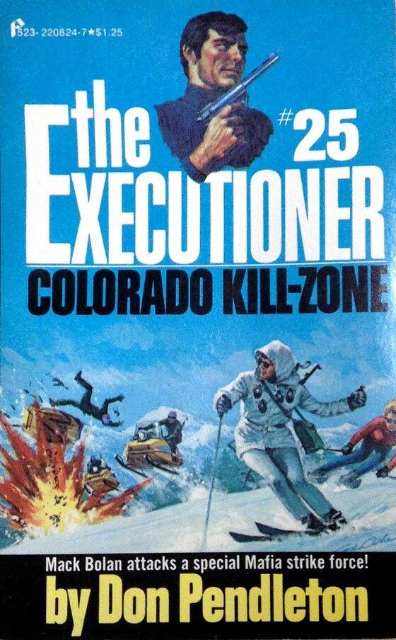 Image result for colorado kill-zone book cover