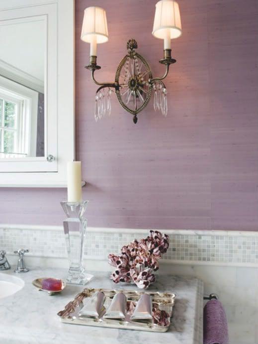 Everything Fabulous: Color Inspiration: Soft Smokey Lavender