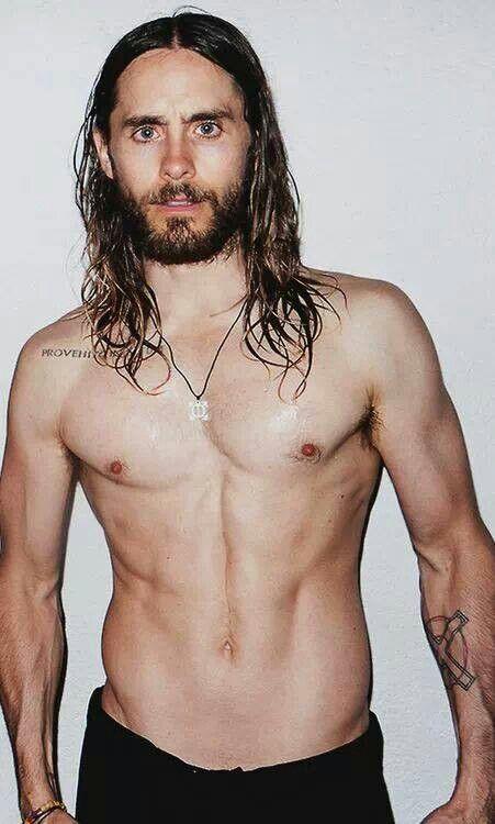 Jared Leto Vegan Does A Body Good Jared Leto Shirtless Jared Leto Body Jared Leto