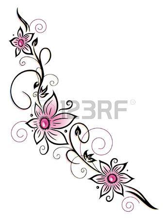 a9cd9522b9636 tribal art flower - Google Search | zentangles~doodles | Tribal ...