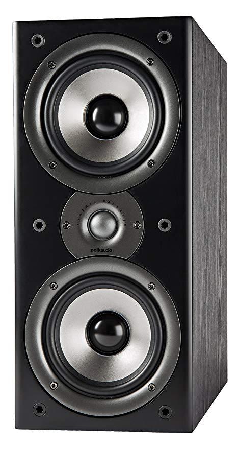 Amazon Com Polk Audio Monitor 40 Series Ii Bookshelf Speaker Big Sound High Performance Perfect For Sma Polk Audio Bookshelf Speakers Home Audio Speakers
