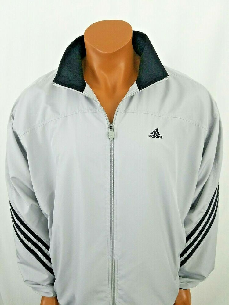 Adidas Mens Warm Up Jacket Size XL | Adidas men, Fashion