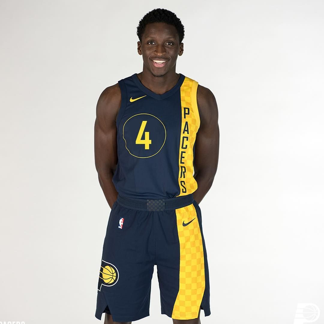 Indiana Pacers Uniform  a49a99a56