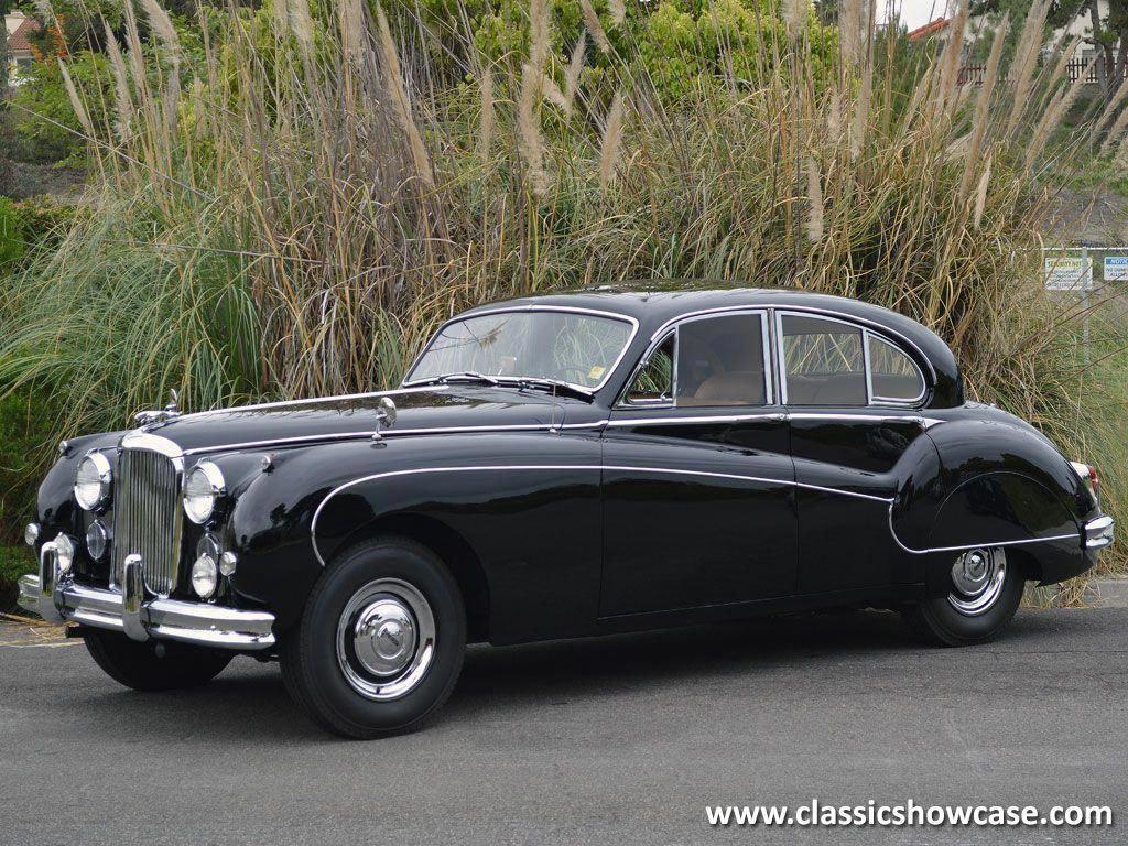 1959 Jaguar Mark IX 3.8 Sedan by Classic Showcase # ...