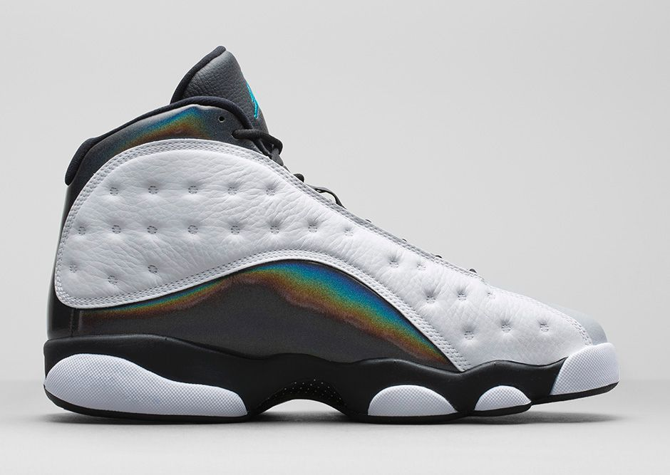 air jordan 13 hologram footlocker discounts