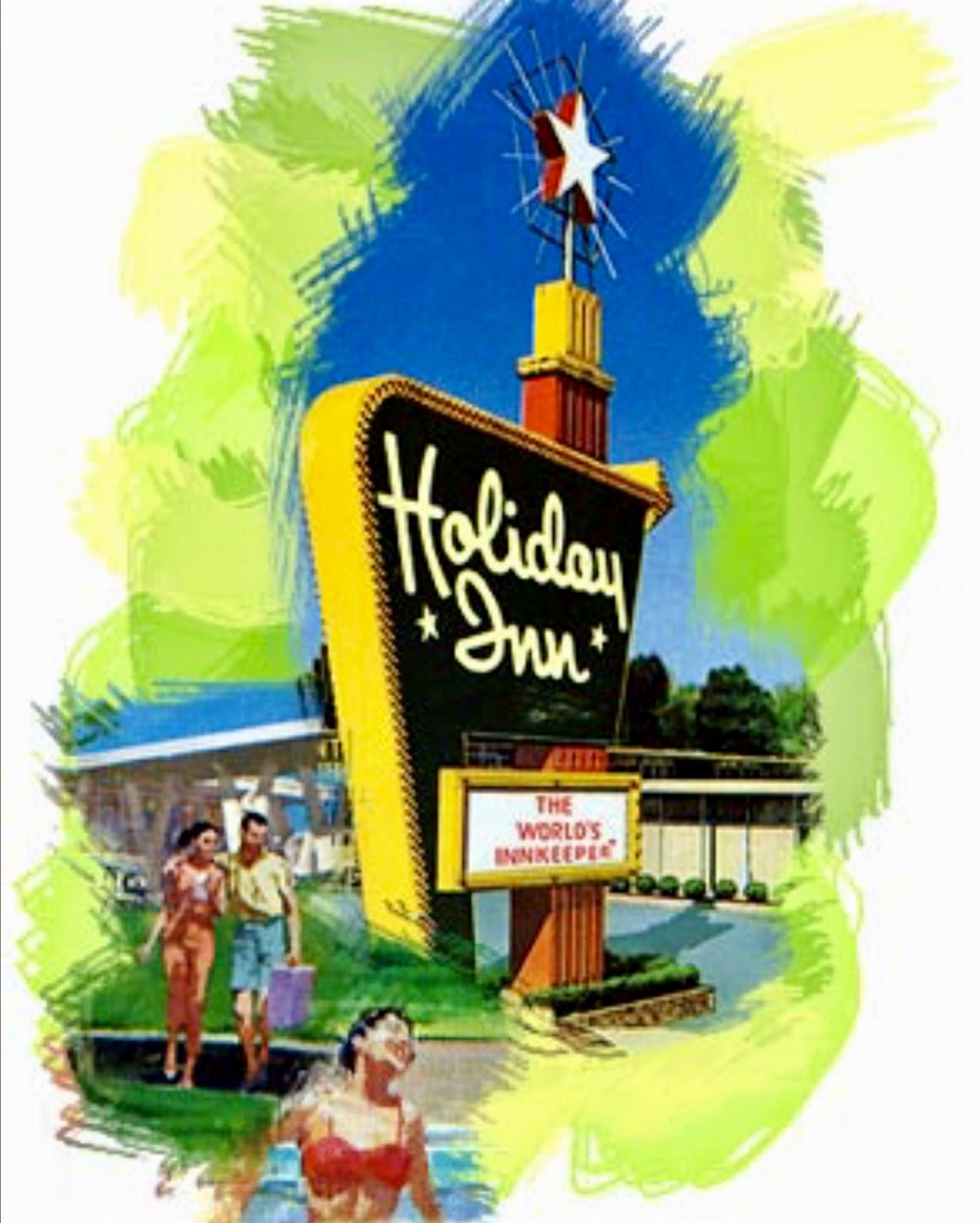 Pin By Eve Leitzsey On Vintage Motels