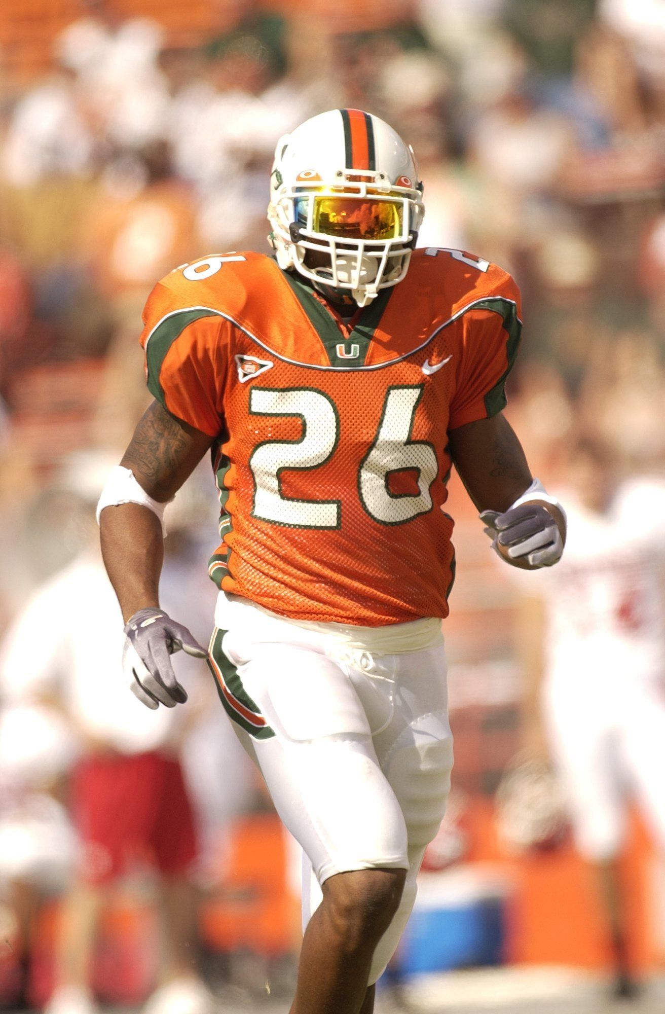 huge selection of c4904 b33b3 Sean Taylor | Gridiron Greats | Hurricanes football ...