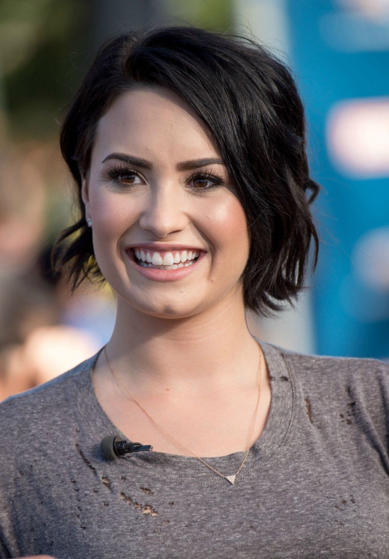 Demi lovato new hair style - http://new-hairstyle.ru/demi ...